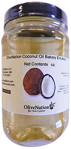 OliveNation Coconut Oil 8 Ounce product image