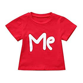 - 41ltOoKKq9L - Lywey Men(Lo) Women(Ve) Children(Me) Couple Matching Holiday Valentine Letter Print Blouse T-Shirt Tops Family Clothes