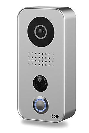 Doorbird D101s Strato Silver Edition Wlan Video Tursprechanlage