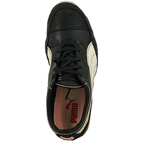 Puma Usan Wns - 18296318 Zwart-crème