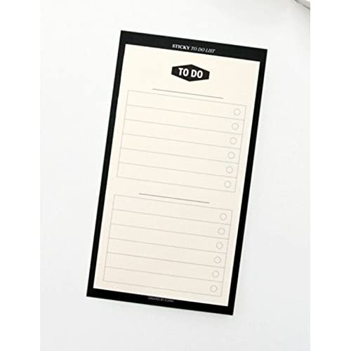 on sale iconic sticky monthly weekly daily planner simple sticky
