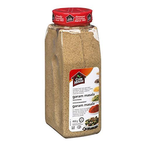 Club House, Quality Natural Herbs & Spices, Garam Masala, 468g