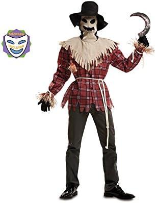 My Other Me - Disfraz de espantapájaros tenebroso, para adultos ...