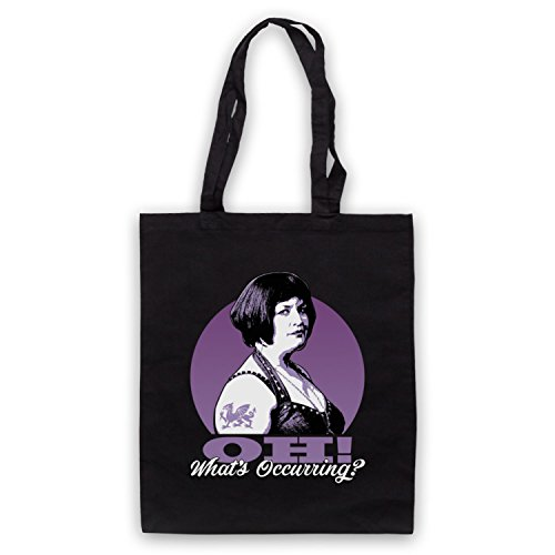 Occurring Stacey Oh Unofficial Tote by Inspired Whats Ness amp; Gavin Black Bag Xt8q0