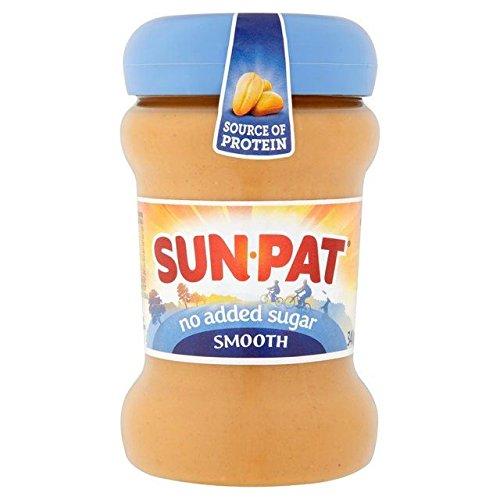 Sun-Pat Smooth No Added Sugar Peanut Butter - 340g