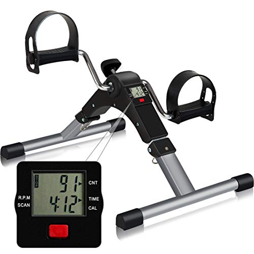 TABEKE Pedal Exerciser Sitting