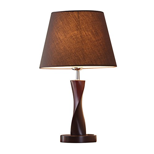 Nilight デスクライト 木製電気スタンド 寝室玄関 目に優し 落ち着いた雰囲気 三種類 (Aタイプ) B06XP68SSG Aタイプ  Aタイプ