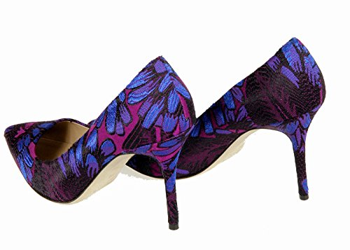 J Crew Elsie Jacquard Pumps Heels Shoes Size 9.5 Style C4886 New yJ9Hx