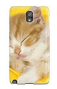 Special ZippyDoritEduard Skin Case Cover For Galaxy Note 3, Popular Cat Phone Case