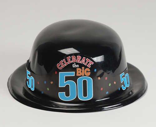 Derby Hat 50th
