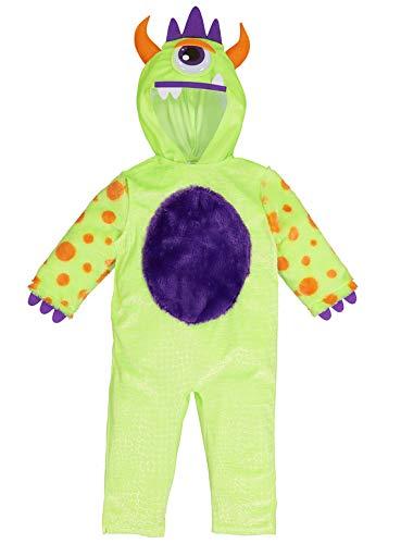 TU Disfraz de monstruo de Halloween para bebés y niñas, color ...