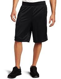 Champion Men's Crossover Short, Black, Large