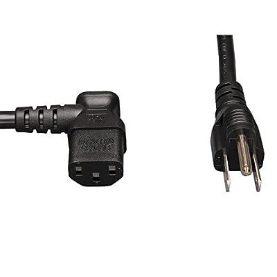 Tripp Lite Standard Computer Power Cord 10A,18AWG .2