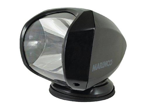Marinco SPL-12B Black Precision Wireless Remote Control Spotlight by Marinco