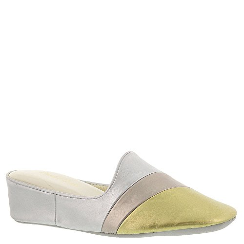 Daniel Green Women's Denise Slipper,Multi,7.5 - Heels Gold Multi