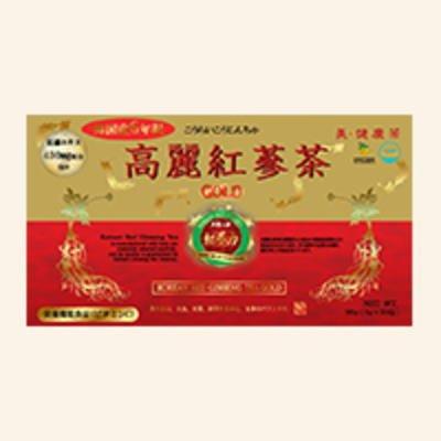 高麗紅参茶ゴールド 3g×30包×3個セット B01N9E4A0U