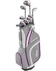 Wilson Dam stretch XL väska med golfklubbor