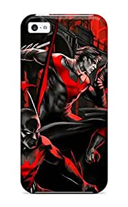Premium Durable Nightwing Fashion Tpu Iphone 5c Protective Case Cover