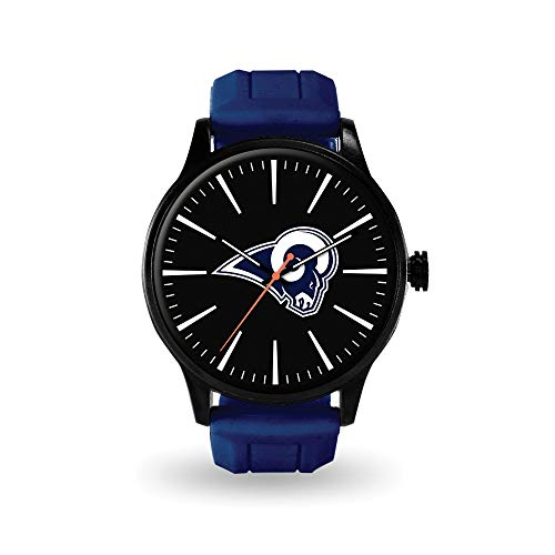 Q Gold Gifts Watches NFL Los Angeles Rams Cheer Watch by Rico Industries