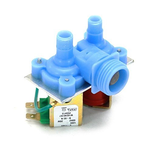 Amana W10245167 Refrigerator Water Inlet Valve Genuine Original Equipment Manufacturer (OEM) part for Amana, Kenmore, Modern Maid