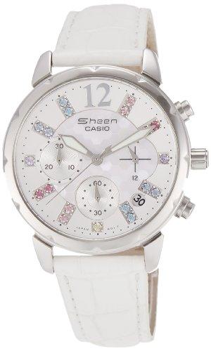 Casio Sheen Analog Multi-Color Dial Women's Watch - SHN-5012LP-7ADR