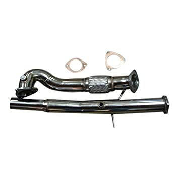 xs-power Down Pipe Turbo Downpipe no Cat 2000 - 2006 Audi TT Quattro S3 225 1.8T inoxidable: Amazon.es: Coche y moto