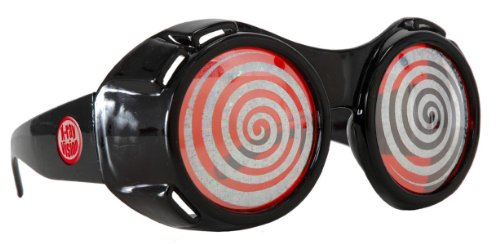 Elope X ray Sparkle Goggles Black product image