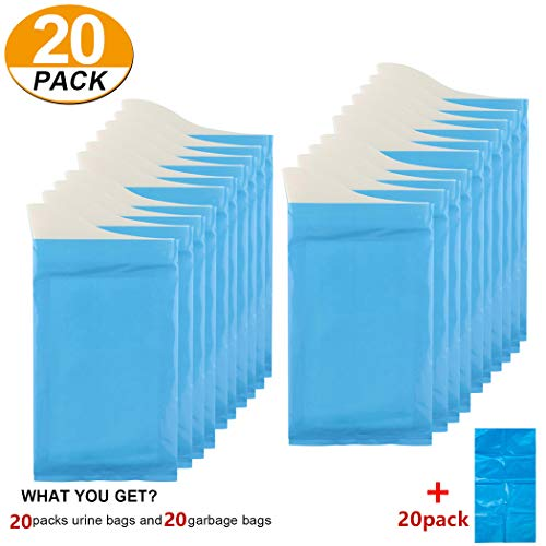 20 Pack Disposable Urine
