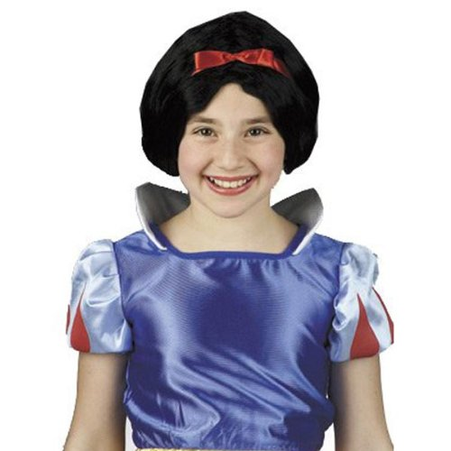 Snow White Dress-Up Child Wig (Snow White Wig Child)