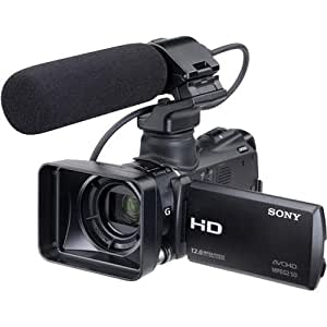Sony HXRMC50U Ultra Compact AVCHD Camcorder for Professional Use