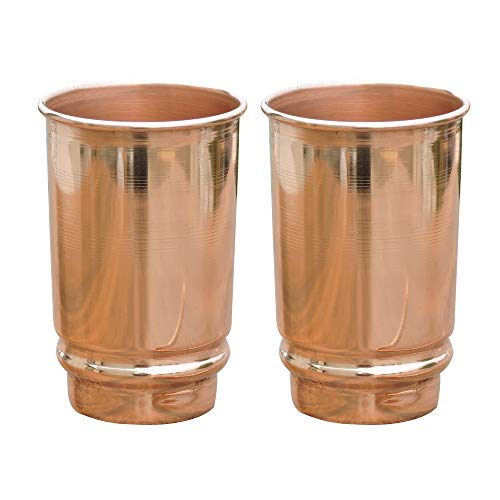 HealthGoodsIn - Pure Copper (99.74%) Tumbler Set of for sale  Delivered anywhere in USA