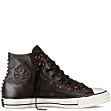 Converse Chuck Taylor Studded Vintage Leather Mole High Top