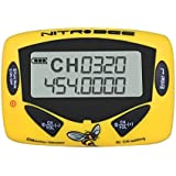 NITRO BEE Single Channel UHF Race Receiver with Channel Lock for Racing Radios Electronics