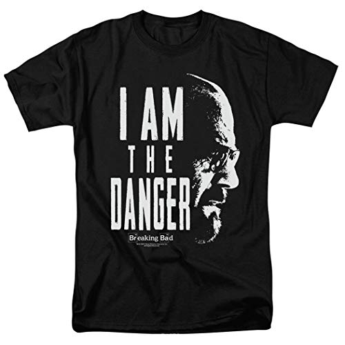 Popfunk Breaking Bad The Danger T Shirt & Stickers (X-Large)