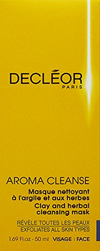 Decleor-Clay-and-Herbal-Cleansing-Mask-50ml169oz-All-Skin-Fresh-New