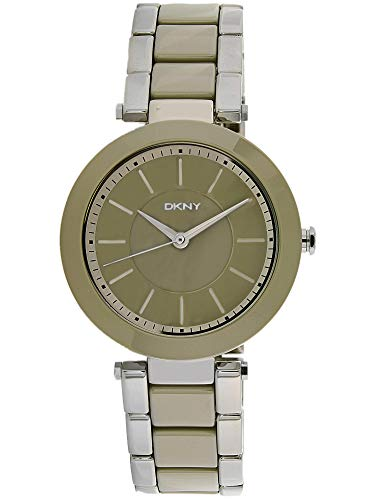 DKNY Women's 'Stanhope' Quartz Stainless Steel Casual Watch (Model: NY2462)