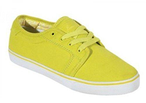 Fallen Skateboard Shoes Forte Fluro/White, shoe size:42
