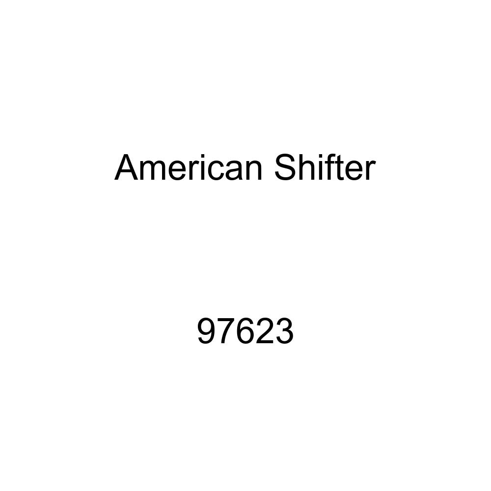 Orange Master Sergeant First Sergeant American Shifter 97623 Red Shift Knob with M16 x 1.5 Insert