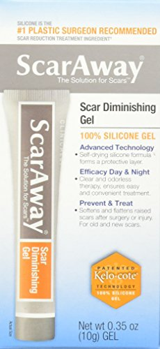 ScarAway Scar Diminishing Gel, 10 Gram