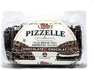 Reko Pizzelle Italian Waffle Cookie Chocolate