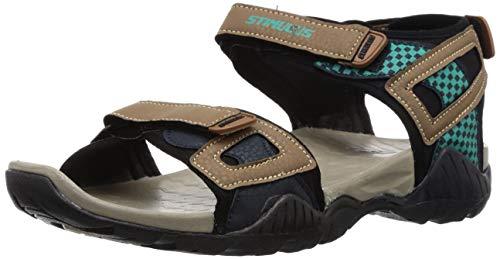 PARAGON Men's Beige Sandals – 7 UK/India (41 EU)(FB9050G)