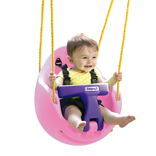 Simplay3 Snuggle Swing – Pink