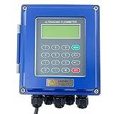 DOMINTY TUF-2000B+TM-9 Ultrasonic Flow Meter