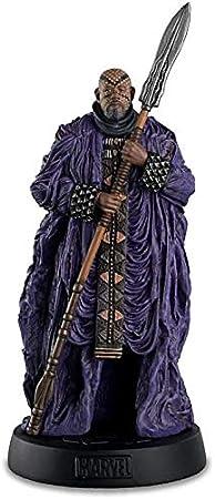 Marvel Movie Figura de Resina Collection Nº 94 Zuri (Black Panther) 12,5 cms