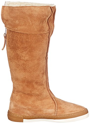 White off Oak Mujer Oak Brown Altas Hub Zapatillas para 704 Dance Brown Boot N30 Marrón x7nTOC8