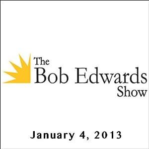 The Bob Edwards Show, Jim Carter, Rob James-Collier, and Doyle McManus, January 4, 2013 Radio/TV Program