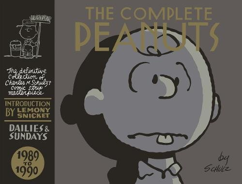 The Complete Peanuts Volume 20  1989 1990