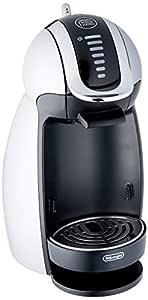 DeLonghi Dolce Gusto Genio 2 EDG466.S - Cafetera de cápsulas, 15 bares de presión, color plateado