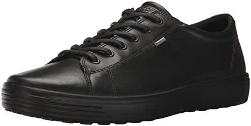 ECCO Men's Soft 7 Low Gore-Tex Fashion Sneaker