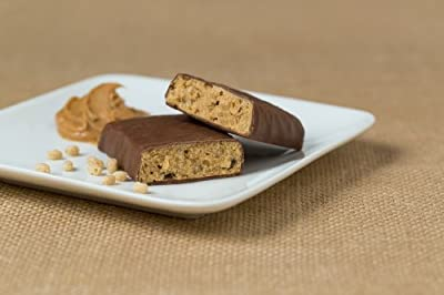 Peanut Butter Crisp Bar - Nutrition Bars Weight Loss & Healthy Living